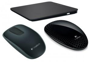 logitech touch mouse