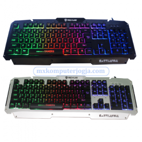 Keyboard Rexus K9d Battlefire Gaming Mx Komputer Jogja